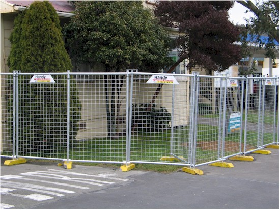 Temporary Fencing Temporary Fencing Temporary Fencing