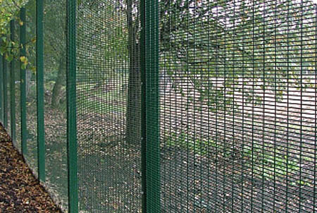 Metal Mesh Fencing High Security Fencing Products