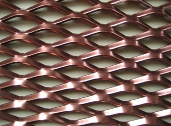 Metal Wire Mesh Expanded Metal Mesh Products