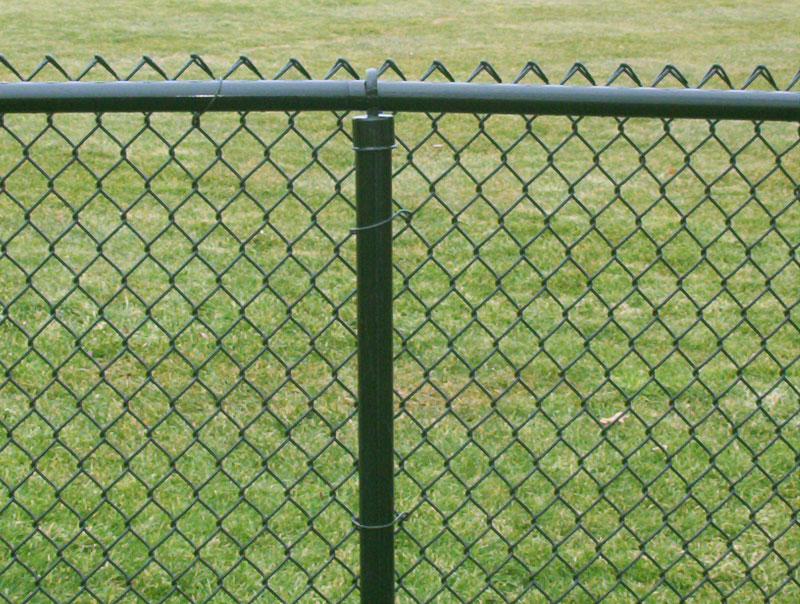 Metal Wire Mesh Chain Link Fencing Products